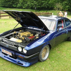 Ford Capri Cosworth
